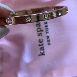 Kate spade set in stone bracelet